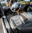 Interior Alpine Armoring | Armored SUV | Mercedes-Benz GL550