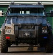 Exterior Alpine Armoring | Armored SWAT Truck | Pit-bull VX®