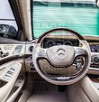 Interior Alpine Armoring | Armored Sedan | Mercedes-Benz S550