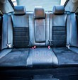 Interior Alpine Armoring | Armored Sedan | Toyota Camry