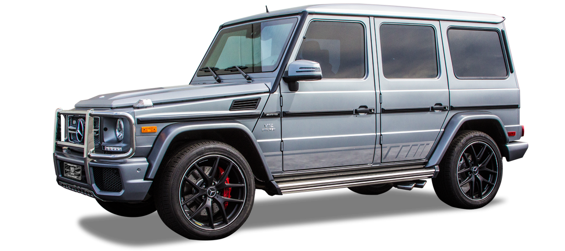 Alpine Armoring | Armored SUV | Mercedes-Benz AMG G63