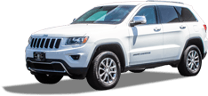 SUV - JEEP GRAND CHEROKEE Limited