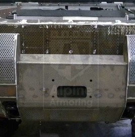Alpine Armoring | Armored SWAT Truck | Pit-bull ®