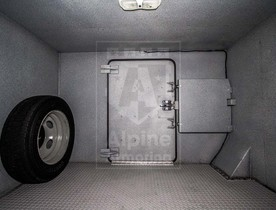 Alpine Armoring | Armored CIT  | B-BODY TRUCK | Ford F-750