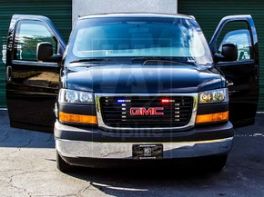 Armored CIT Van | GMC - Savana 3500 | Alpine Armoring® USA
