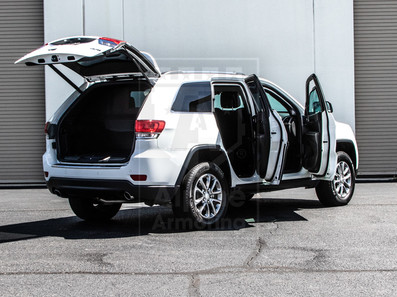 Alpine Armoring | Armored SUV  | Used Jeep Grand Cherokee Limited