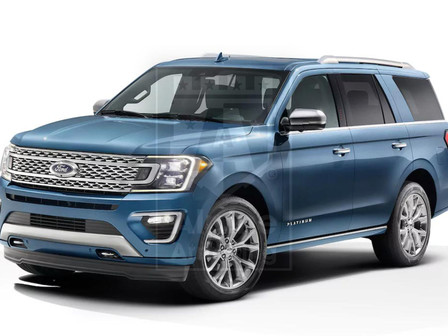 Alpine Armoring | Armored SUV | Ford Expedition