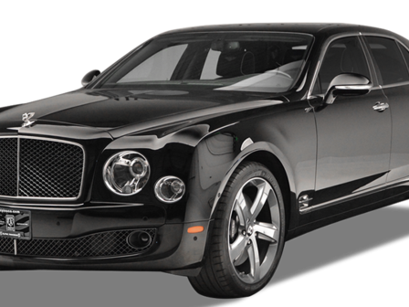 Alpine Armoring | Armored Sedan | Bentley Mulsanne