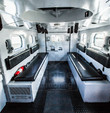 Interior Alpine Armoring | Armored SWAT Truck | Pit-bull XL® B7