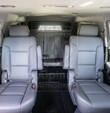 Interior Armored SUV | Bulletproof Chevrolet Suburban 3500HD