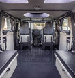 Interior Alpine Armoring | Armored SWAT Truck | Pit-bull VX®