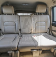 Interior Alpine Armoring | Armored SUV | Toyota Land Cruiser GXR
