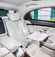 Interior Alpine Armoring | Armored Sedan | Mercedes-Benz S500