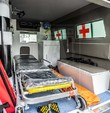 Interior Alpine Armoring | Armored Ambulance| Toyota Land Cruiser 78 Series