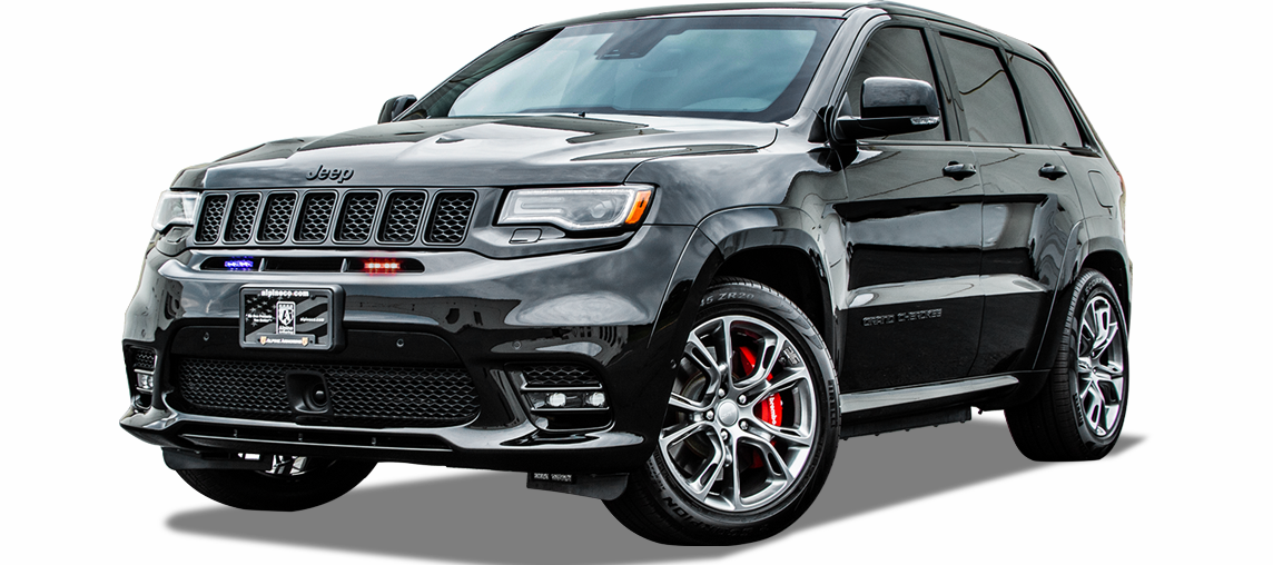Armored Jeep Grand Cherokee SRT | Alpine Armoring® USA