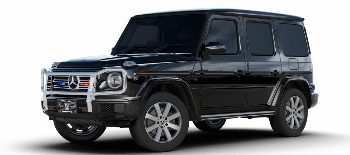 Alpine Armoring | Armored SUV | Mercedes-Benz G550