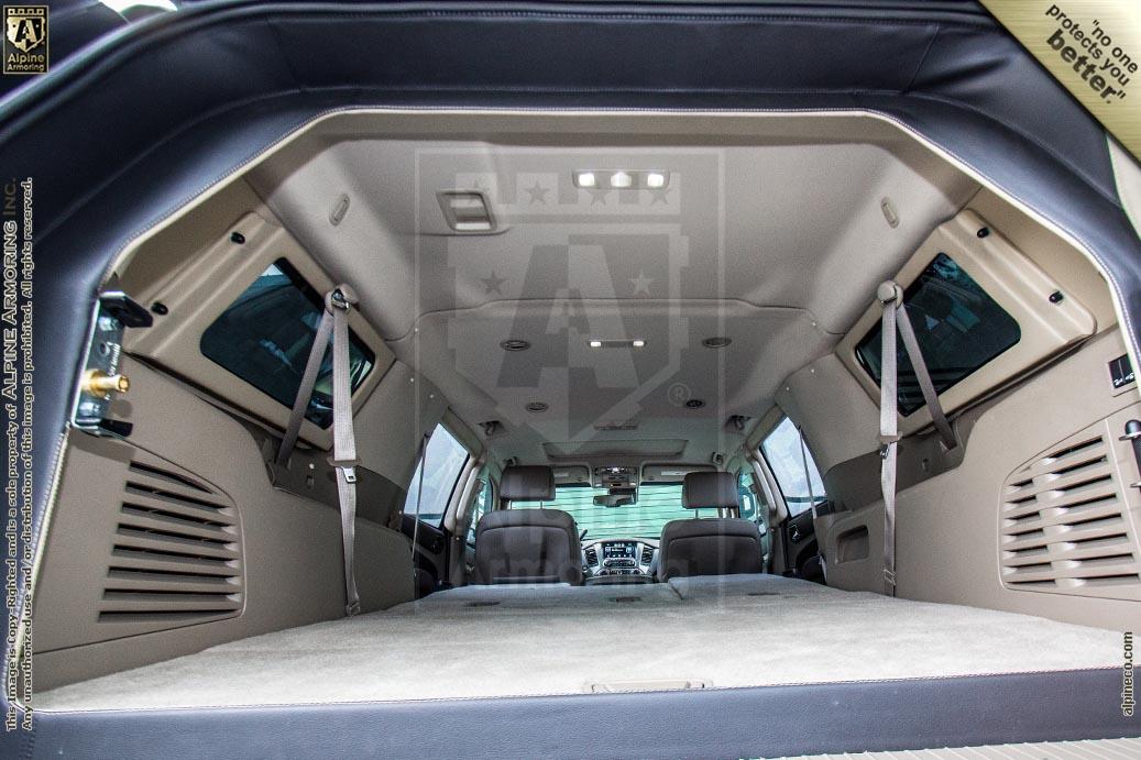 CHEVROLET SUBURBAN LTZ B6 Exterior Images - VIN: 1GNSKKKC6FR304774