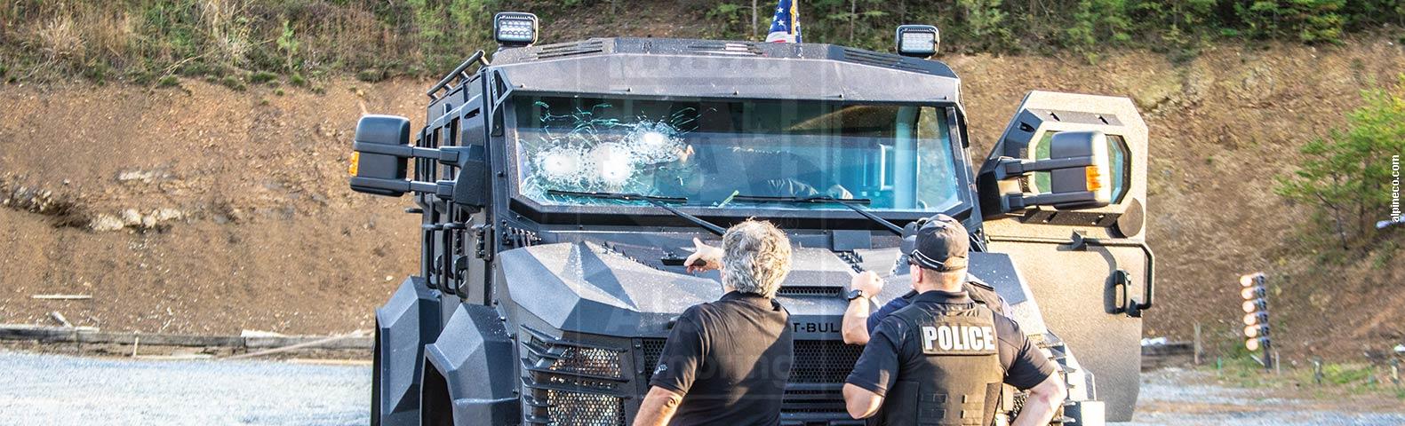 Alpine Armoring | Armored Vehicles - SUVs - Sedans - SWATs
