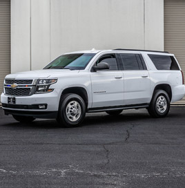 Armored SUV | Bulletproof Chevrolet Suburban 3500HD
