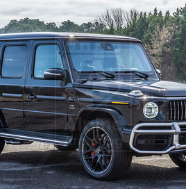Alpine Armoring | Armored SUV | Mercedes-Benz G63