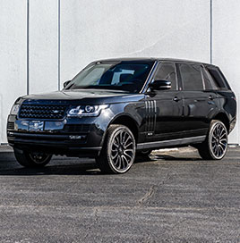 Alpine Armoring | Armored SUV | Range Rover Autobiography LWB