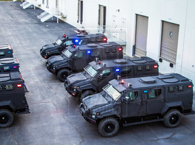 Alpine Armoring | Armored SWAT Truck | Pit-bull VX®