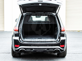 Alpine Armoring | Armored SUV  | Used Jeep Grand Cherokee SRT