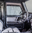 Interior Alpine Armoring | Armored SUV | Mercedes-Benz G63
