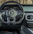 Interior New Armored Mercedes-Benz G63 AMG In Stock | Alpine Armoring® USA