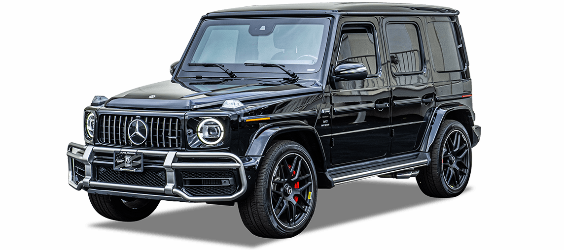 Bulletproof G-Wagon & Armored G-Class | Alpine Armoring® USA