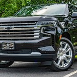 New Inventory armored Chevrolet Tahoe High Country  Level A9/B6+ Exterior & Interior Images VIN:7838