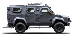 Armored SWAT Truck - Pit-Bull X®