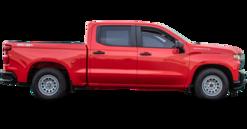Armored Chevrolet Silverado