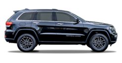 Armored JEEP GRAND CHEROKEE LIMITED RHD