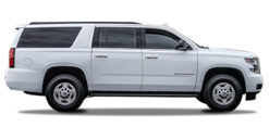 Armored Chevrolet Suburban 3500 HD