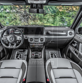 New Armored Mercedes-Benz G63 AMG In Stock | Alpine Armoring® USA