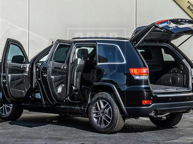 Alpine Armoring   Armored SUV   Jeep Grand Cherokee ...