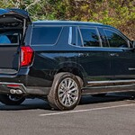 New Inventory armored GMC Yukon 4WD Denali Level A9/B6+ Exterior & Interior Images VIN:9493