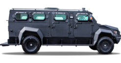 Armored SWAT Truck - Pit-Bull XL®