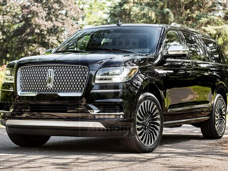 Armored Lincoln Navigator | Alpine Armoring® USA