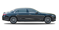 Armored Mercedes-Benz S-Class Right Hand Drive