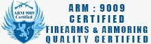 ARM:9009 Certified